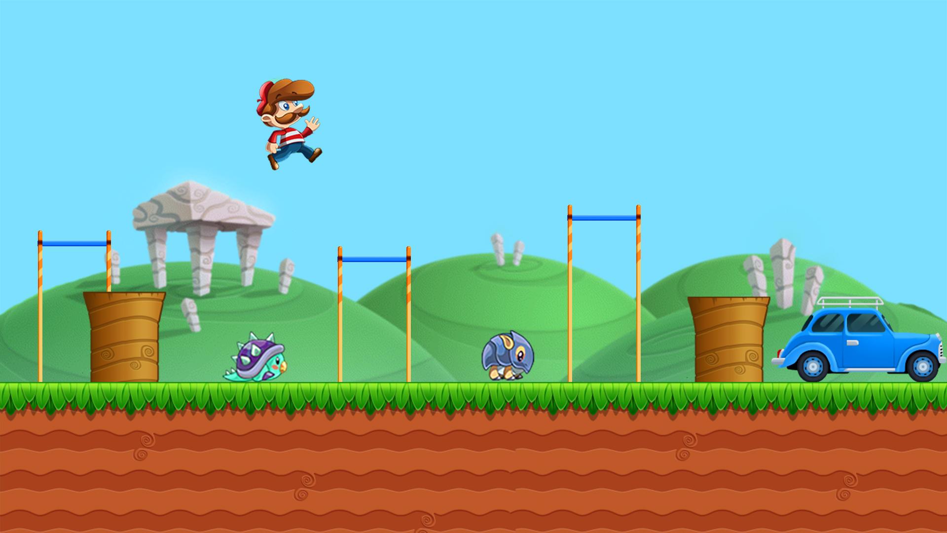 Super Jump Adventure - Let's Go screenshot 5