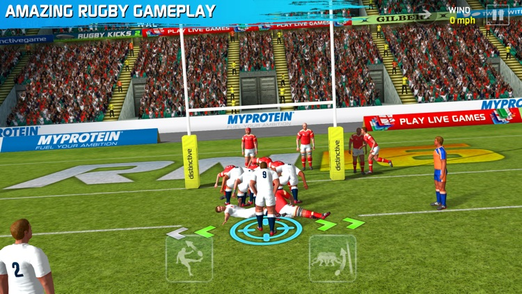 Rugby Nations 16 screenshot-0