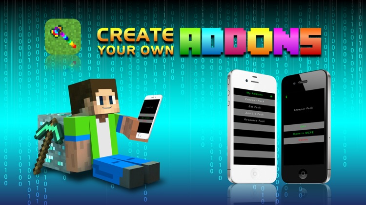 Addon Creator Studio for Minecraft PE