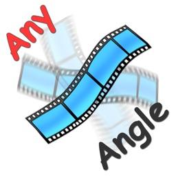 Rotate Video 360° - Any Angle