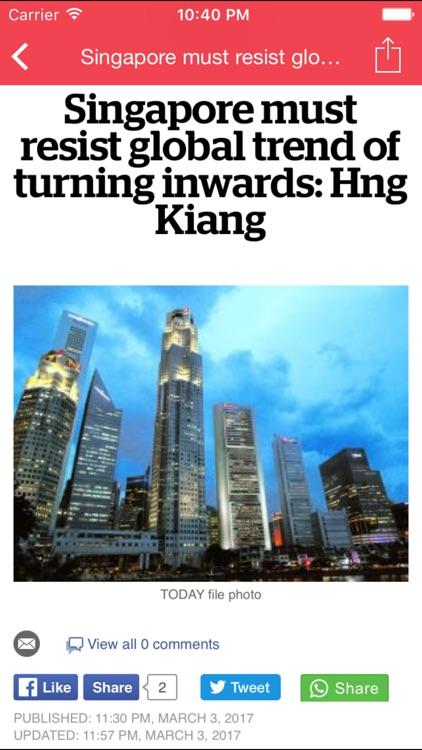Breaking News - Singapore screenshot-3