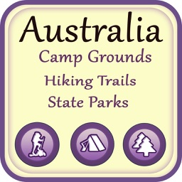 Australia Campgrounds & Hiking Trails,State Parks