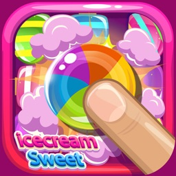 Ice-cream Sweet : Match 3 Puzzle