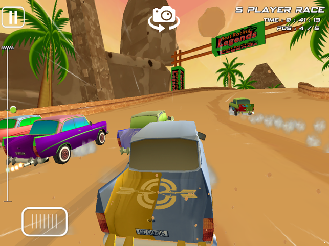 Best Racing Legends: Best 3D Racing Games For Kids, game for IOS