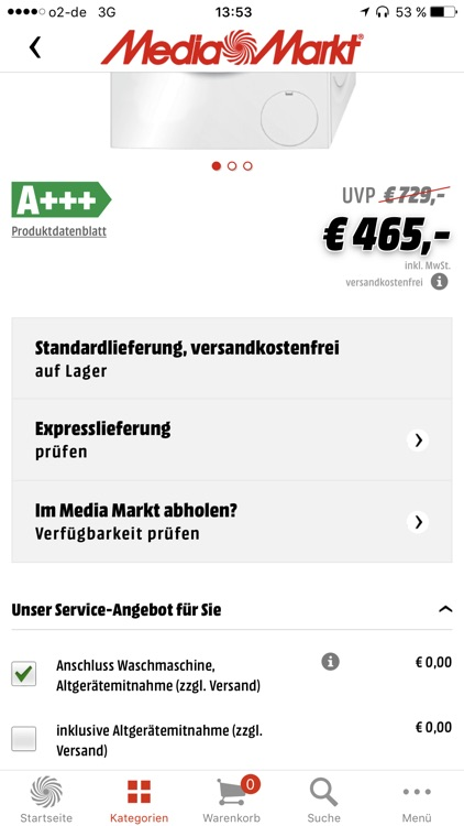 MediaMarkt Deutschland screenshot-3