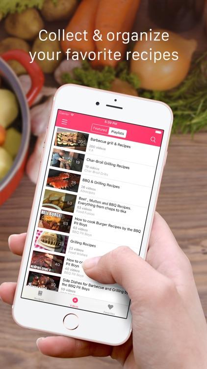 Lasagna Recipes: Healthy cooking recipes & videos screenshot-3