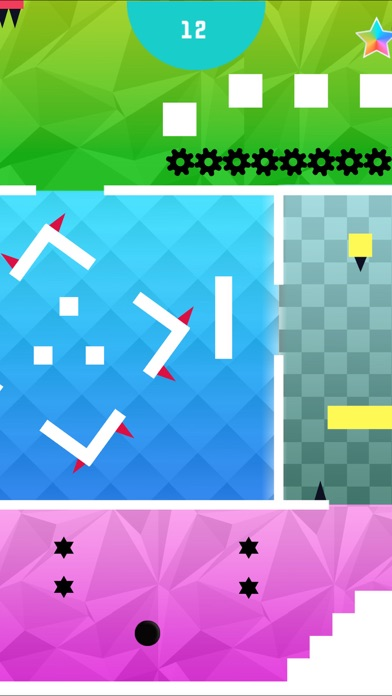 Bouncy Pong ○ screenshot 1