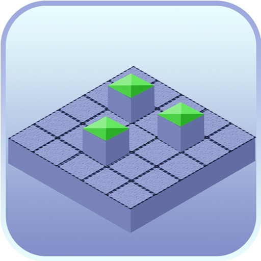 Tricky Tile Stack Challenge Pro - block stacking icon