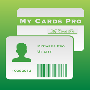 My Cards Pro - Digital Wallet app