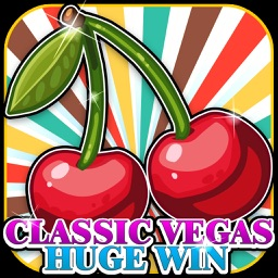 Classic Vegas - Huge Win