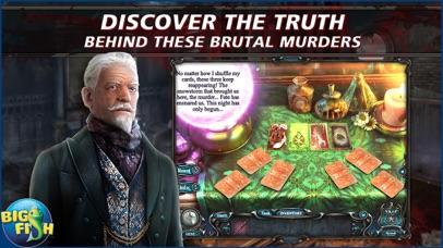 Haunted Hotel: The Axiom Butcher - Hidden Objects screenshot 3