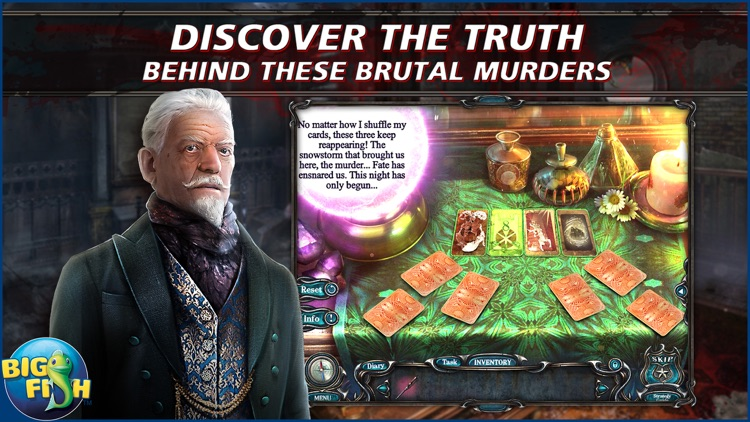 Haunted Hotel: The Axiom Butcher - Hidden Objects