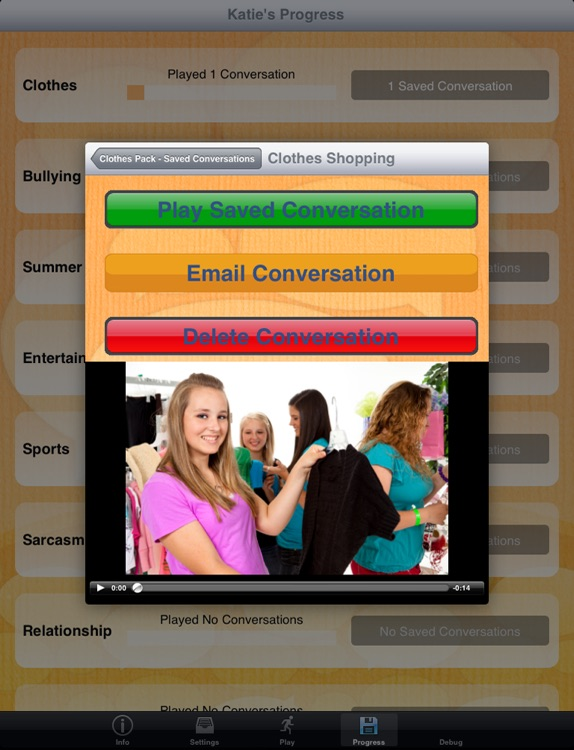 ConversationBuilderTeen screenshot-4