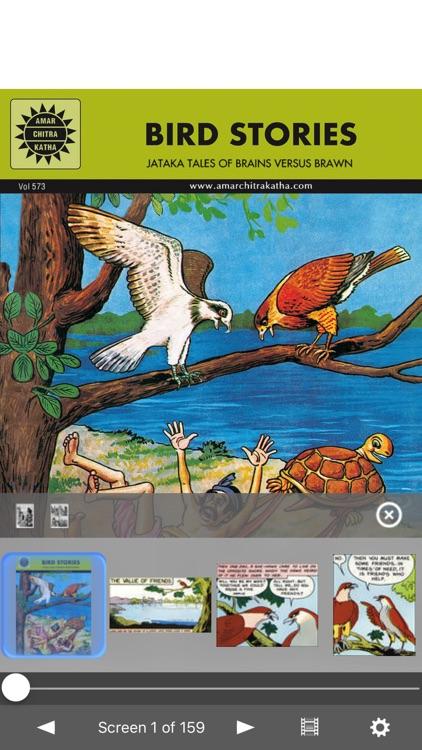 Jataka Tales - Bird Stories - Amar Chitra Katha