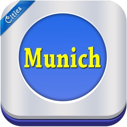 Munich City Map Guide