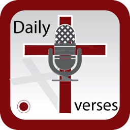 Bible Verses Daily Recorder