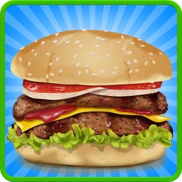 Burger Maker Cooking Game: Fast Food