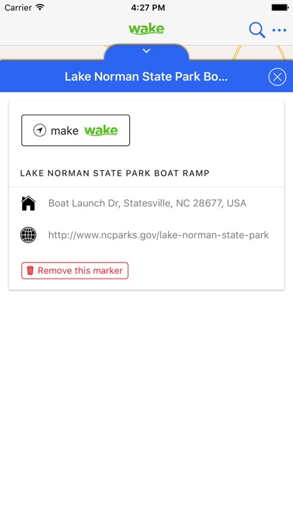 Wake  [Lake Norman] screenshot-3