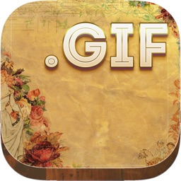 Animated Video Creator & GIF Maker Vintage Pro