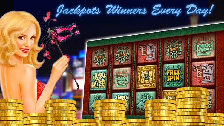 Casino Games - Downtown Vegas Slot Machines screenshot-4