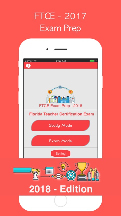 FTCE - Exam Prep 2018 by Vision Architecture
