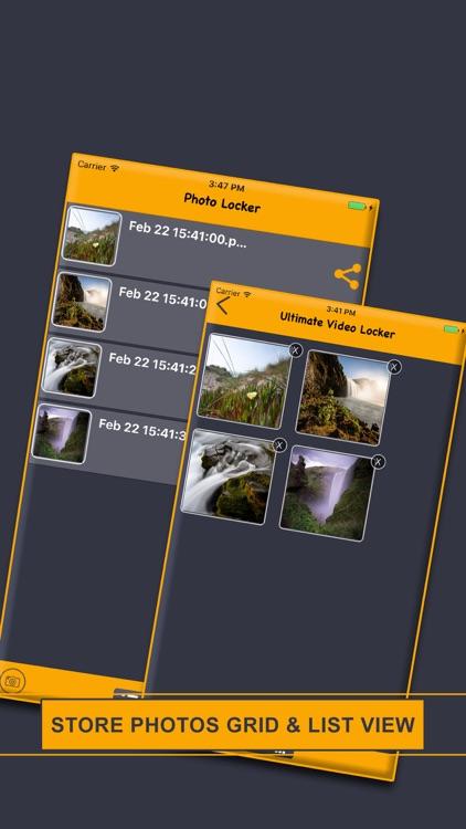 Photo Locker: Secure photos