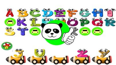 幼兒英語ABC學習免費版屏幕截圖2
