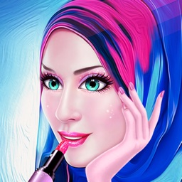 Hijab Fashion Doll Makeover