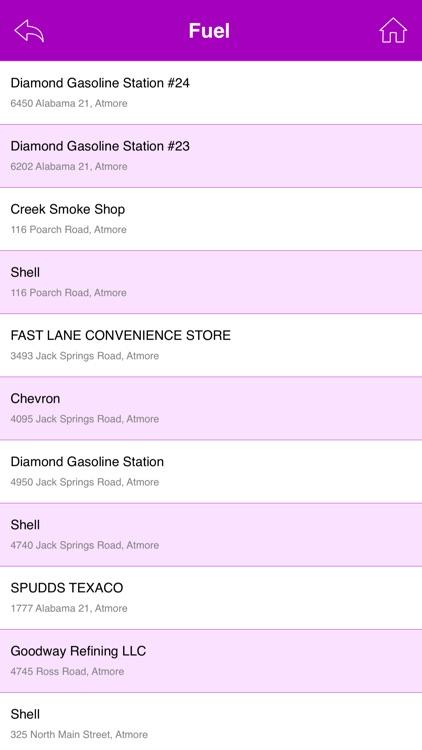 Independent Truck Stops screenshot-4