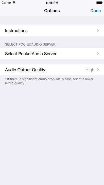 PocketAudio (Microphone)