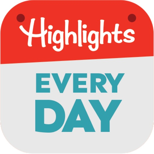 Highlights Every Day: Reading and Puzzles for Kids app logo