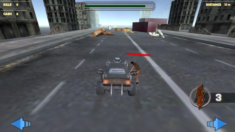 Zombie Road Mayhem