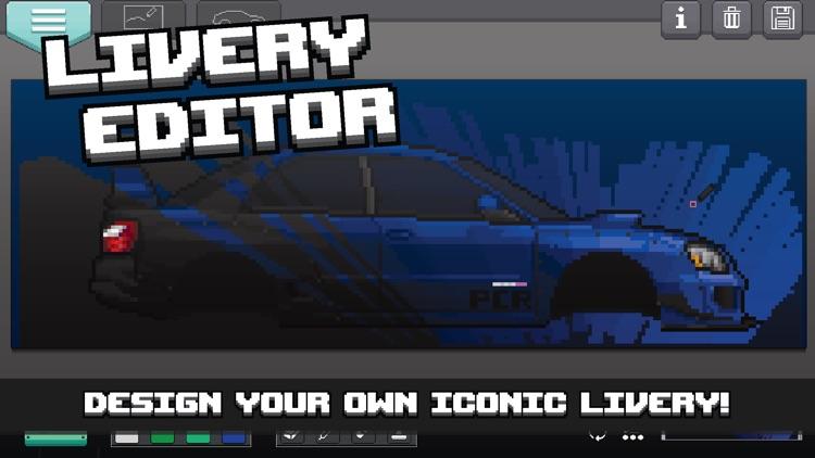 Pixel Car Racer screenshot-4