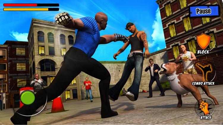 HERO Vs Mafia: Ultimate Battle screenshot-3