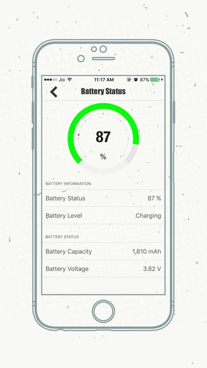 Battery Magic - Graphs & Usage screenshot-4