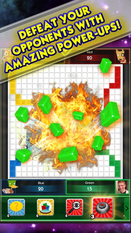 Blokus™ – Attack, Block & Defend!