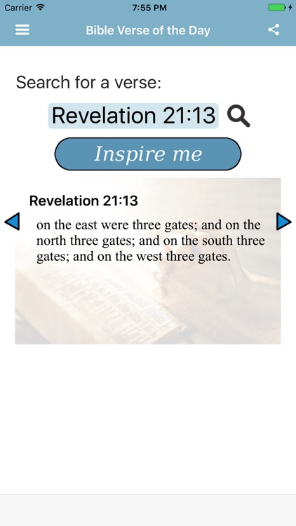Bible Verse of the Day English Revised Version screenshot-3