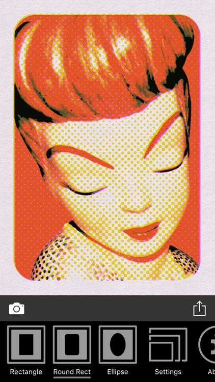 Printed - Vintage Design Photo Filters