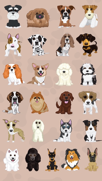 Nodding Dogs Animated Stickers screenshot-3