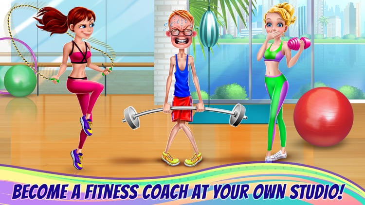 Fitness Girl - Studio Coach