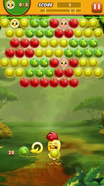 Bubble Farm Rescue screenshot-3