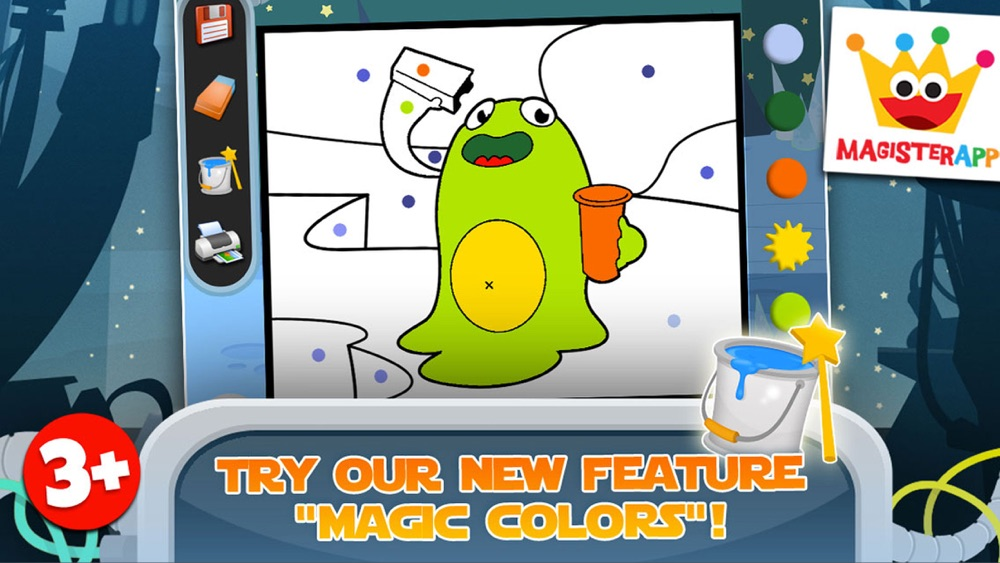 Space: Toddler Games, Free Learning 4 kids & boys Cheat Codes