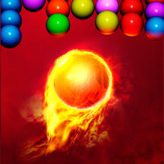 ‎Attack Balls™ Bubble Shooter