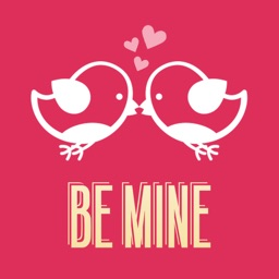 Love Stickers for iMessage - Valentine's Day