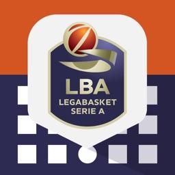 LBA keyboard - LegaBasket Serie A