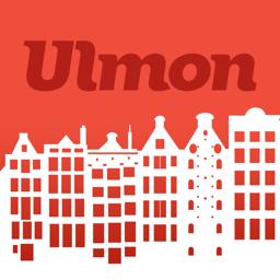 Ícone do app Amsterdam Travel Guide and Offline City Map