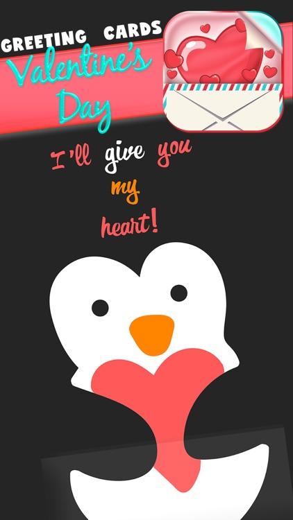 Valentine's Day Greeting Cards – Free Invitation.s screenshot-4