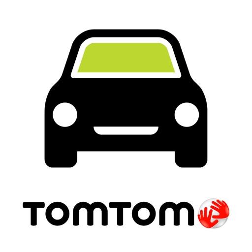 TomTom GO Mobile app logo