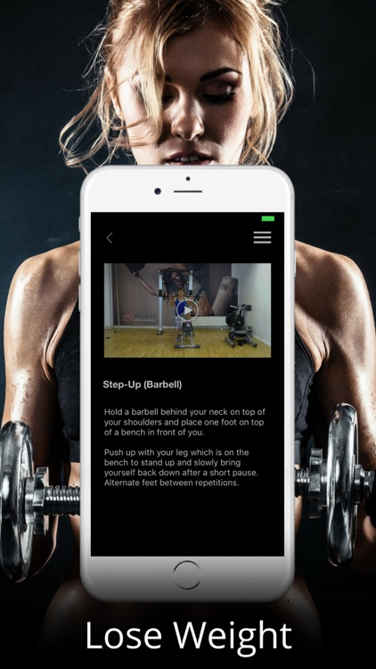 Gym Workout & Exercise Programs Training Buddy screenshot-2