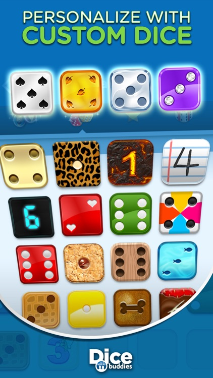 Dice With Buddies: Fun New Social Dice Game screenshot-3